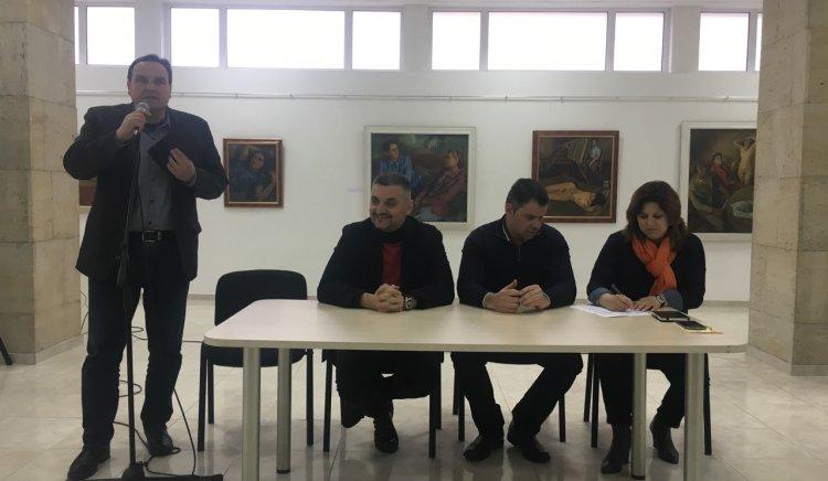 Кирил Добрев в Габрово: Структурите ни по места са най-важни