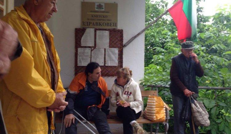 Хора от габровско пред Кристина Сидорова: Нямаме пътища, здравни работници и полицаи