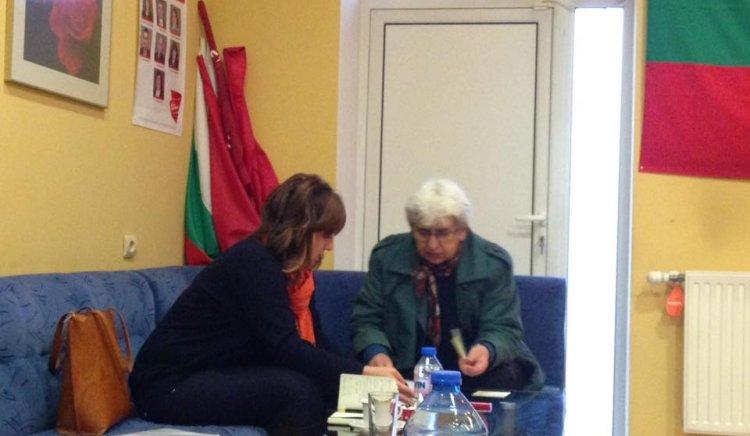 Севлиевци пред Кристина Сидорова: Искаме решение на водния проблем