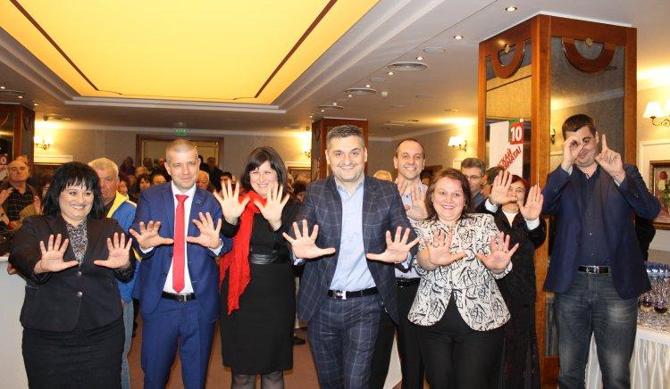 Кирил Добрев: Тръбопроводът Априлци-Стоките става основен приоритет за мен