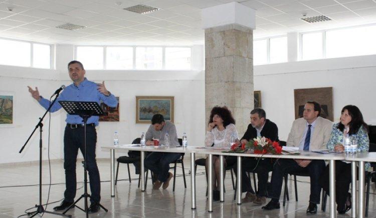 На 09.04.2016 г. се проведе отчетно-изборна конференция на общинска организация на БСП-Габрово