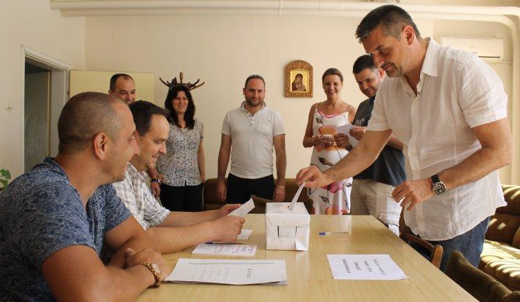 Кирил Добрев: Гласувах за силна БСП. За една обединена левица, която е готова да спечели президентските избори